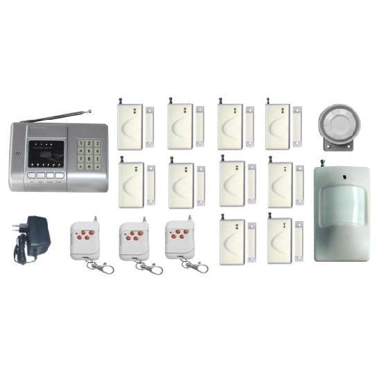 Συναγερμός ασύρματος με τηλεφωνητή DYL-7KX Full Kit