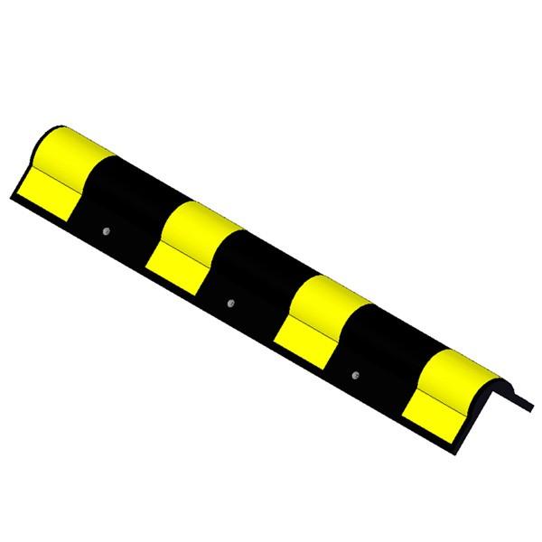 Γωνιά προστασίας από ελαστικό EDH-128