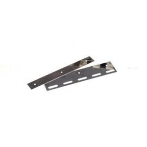 Σετ πιάστρας για λωρίδες PVC 200mm από INOX ESC-H-200