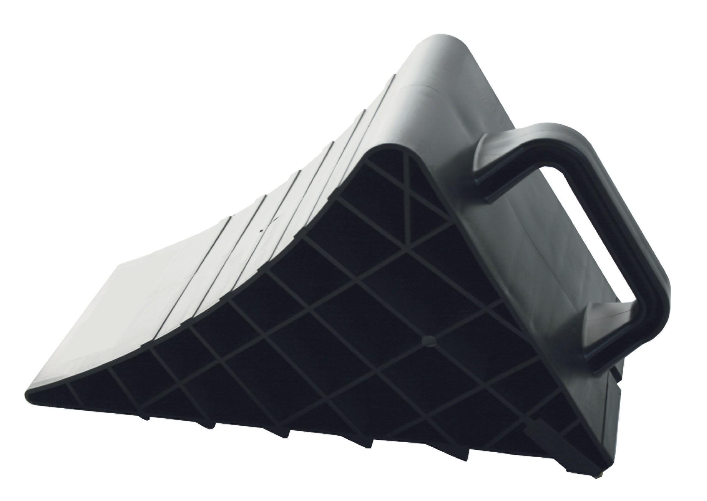 Τάκος ακινητοποίησης οχημάτων (σφήνα τροχών) από πλαστικό μεγάλου μεγέθους PWC-160