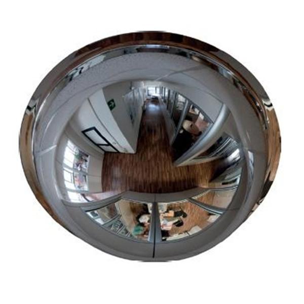 Καθρέπτης επιτήρησης σε σχήμα ημισφαίριο SRM-60