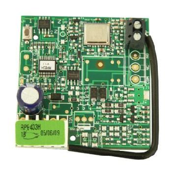 Δέκτης ασύρματου τηλεχειρισμού FAAC RPE433H