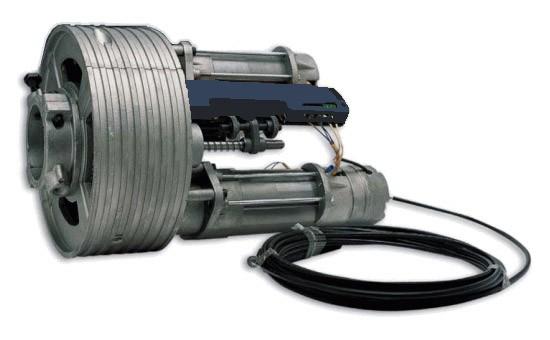 Κεντρικό μοτέρ για ρολά με ελατήρια Genius Shutter B40