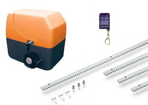 Μοτέρ για συρόμενες αυλόπορτες έως 600 κιλά Ecomotor SL600 Basic Kit