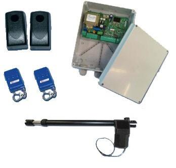 Μηχανισμός για μονόφυλλες ανοιγόμενες πόρτες SW250 Full Kit 1L