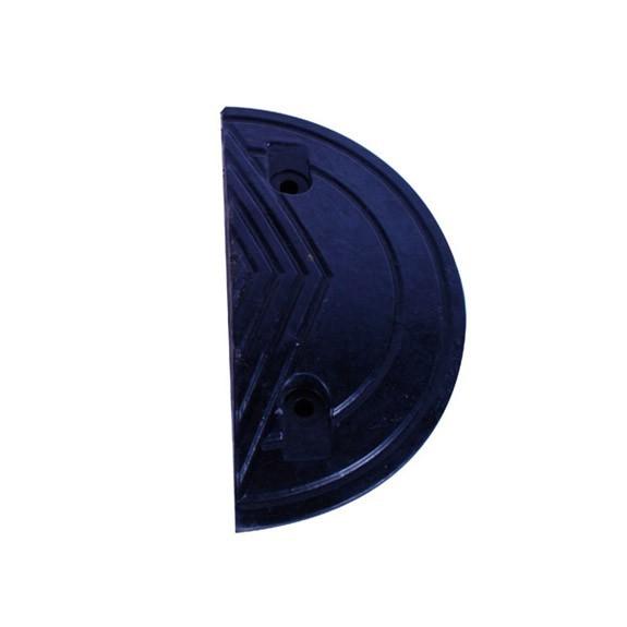 Σαμαράκι ακριανό μήκoς 25cm x πλάτος 30cm x ύψος 4cm μαύρο EDH-211-EB