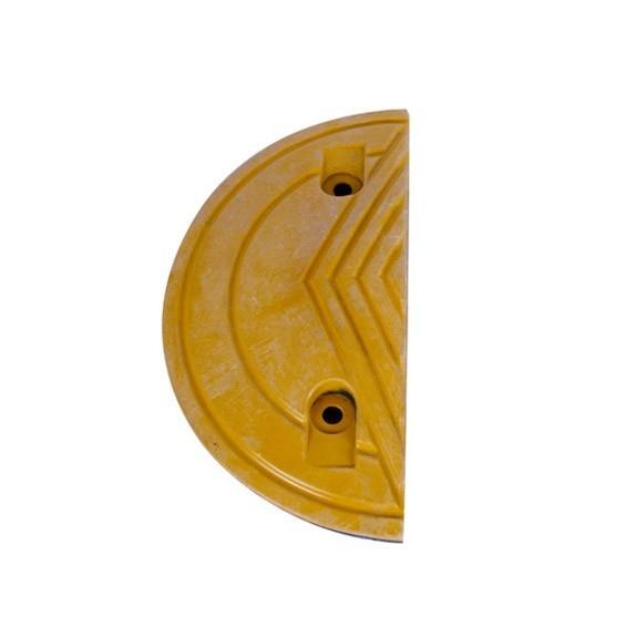 Σαμαράκι ακριανό μήκoς 25cm x πλάτος 30cm x ύψος 4cm κίτρινο EDH-211-EY