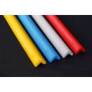 Δερμάτινες χρωματιστές προστατευτικές γωνιές για παιδιά
