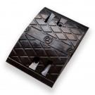 Σαμαράκι μεσαίο μήκoς 25cm x πλάτος 35cm x ύψος 5cm μαύρο EDH-216-MB