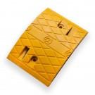 Σαμαράκι μεσαίο μήκoς 25cm x πλάτος 35cm x ύψος 5cm κίτρινο ΕDH-216-MY