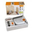 Μοτέρ για συρόμενες γκαραζόπορτες έως 350kg mhouse SL1 Kit