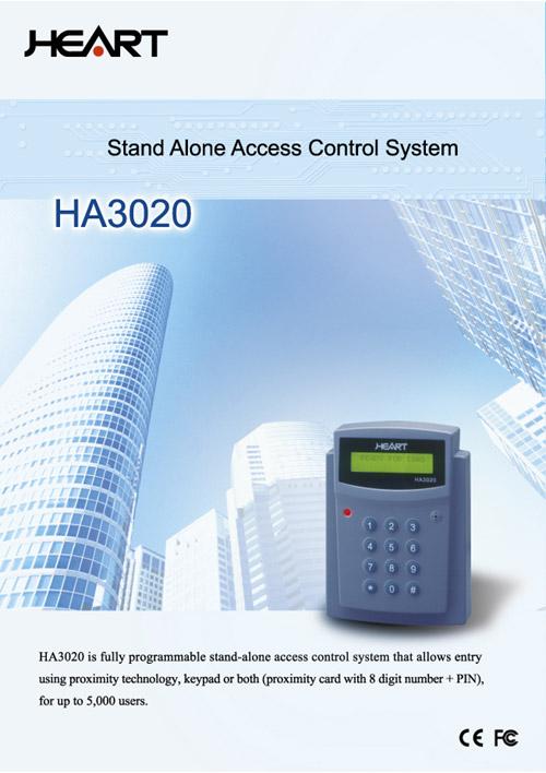 Access control HEART HA3020