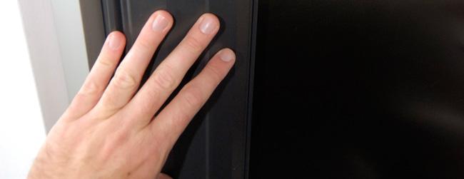 Προστατευτικά χεριών για πόρτες
