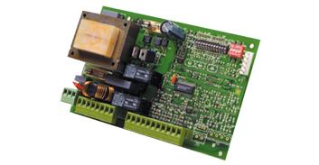 Πλακέτα τηλεχειρισμού για μοτέρ ανοιγόμενα GENIUS BRAIN 574