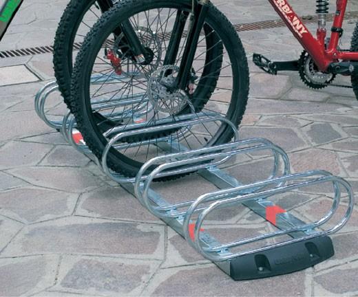 Σταντ ποδηλάτων για 5 θέσεις