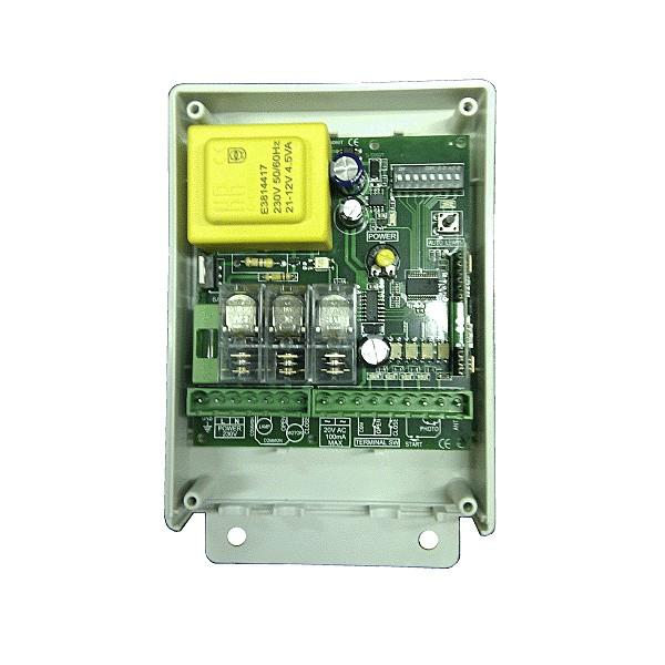 Ηλεκτρονικός πίνακας ελέγχου για μοτέρ συρόμενων θυρών και μπάρες ελέγχου κυκλοφορίας Autotech R-5070T