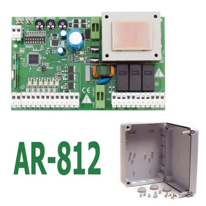 Ηλεκτρονικός πίνακας ελέγχου για μοτέρ ανοιγόμενων θυρών  AR812