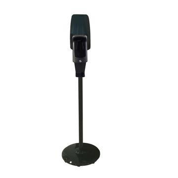 Επιδαπέδιο σταντ με αυτόματο διανεμητή για αντισηπτικό χεριών HDS-1000-BLACK