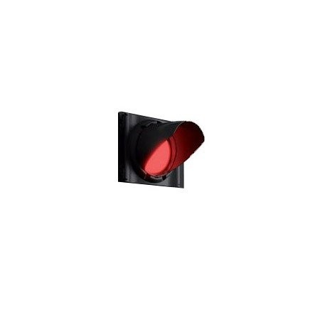 Φωτεινός σηματοδότης ενός πεδίου διαμέτρου 100mm TRL1-100