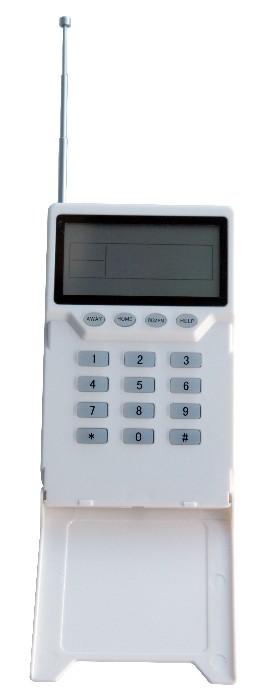Πληκτρολόγιο ασύρματο FOCUS MT-DPB500RLED για το σύστημα Mtech