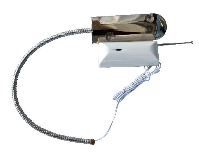 Παγίδα γκαραζόπορτας FOCUS MT-DMD212R για το σύστημα Mtech