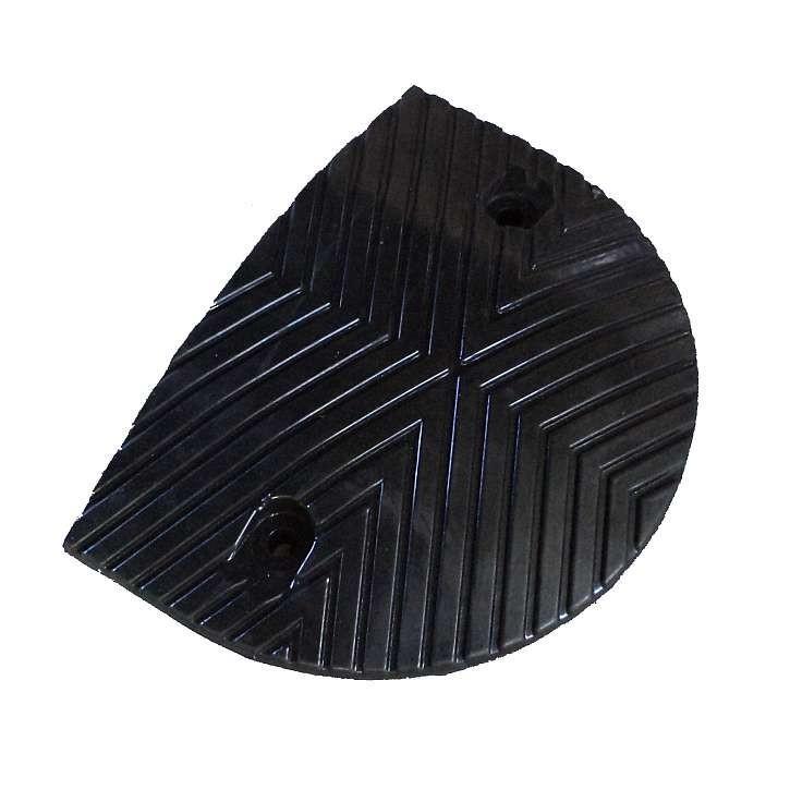 Σαμαράκι ακριανό με μήκoς 17.5cm x πλάτος 35cm x ύψος 5cm μαύρο KSR-215-EB