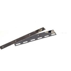 Σετ πιάστρας για λωρίδες PVC 300mm από INOX ESC-H-300