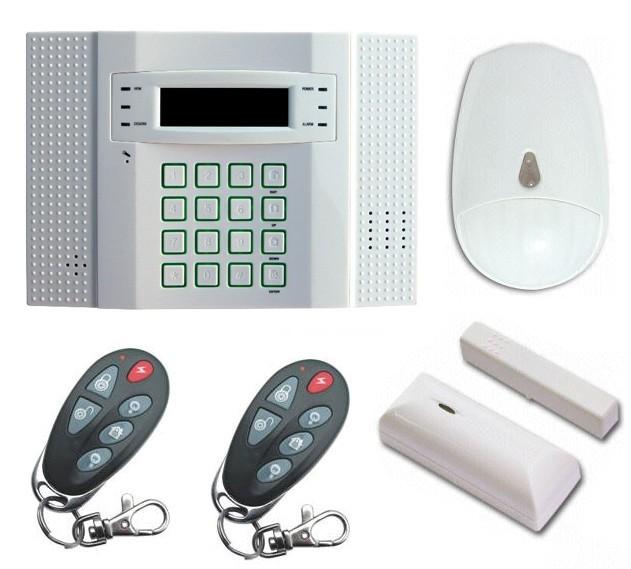 Ασύρματος GSM συναγερμός FOCUS Mtech DST-IV Basic Kit