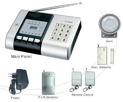 Συναγερμός ασύρματος με τηλεφωνητή DYL-7KX Basic Kit