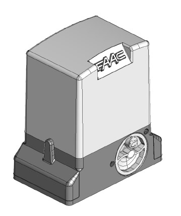 FAAC 740-741 CAD